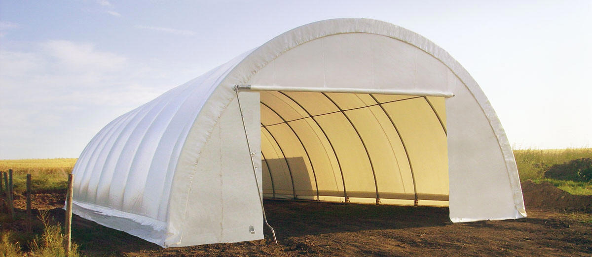 Quick Protection Fabric Buildings From Mbd Buildings