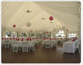 Milestones Fabric Covered Structures - Special Events Building