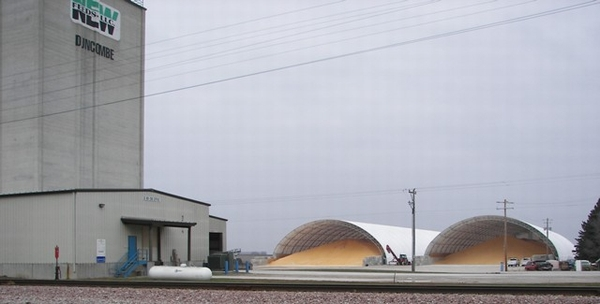 Where To Find Gas >> Grain & Hay Storage Fabric Covered Buildings - MBD Photos