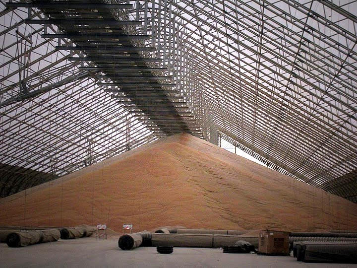 Grain Amp Hay Storage Fabric Covered Buildings Mbd Photos