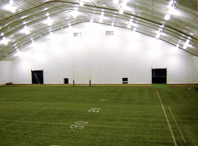 New England Patriots Home Football Field