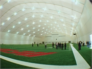 10 University of New Mexico Indoor Football