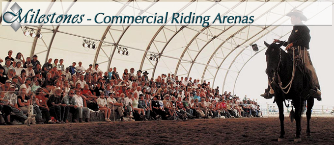 Equestrian Fabric Covered Buildings|Buildings|Riding Arenas