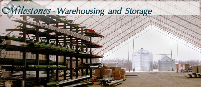 Warehouse and storage Structure